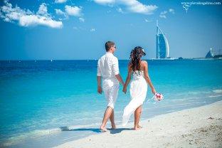 Любовная историия,море,Парус,счастье,фотосессии в Дубаи молодожёнов,фотограф в Дубай Плевако Галина