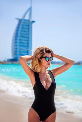 Фотосессии в Дубае