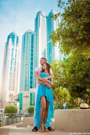 фотограф Дубае